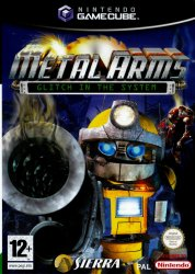 Metal Arms - Glitch in the System (Nintendo GameCube (GCN))