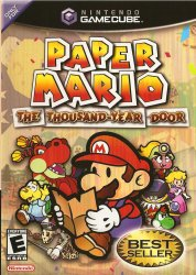Paper Mario - The Thousand-Year Door (Nintendo GameCube (GCN))