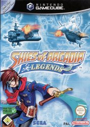 Skies of Arcadia Legends (Nintendo GameCube (GCN))