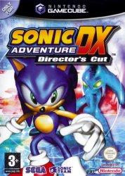 Sonic Adventure DX Director's Cut (Nintendo GameCube (GCN))