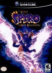 Legend of Spyro, The - A New Beginning (Nintendo GameCube (GCN))