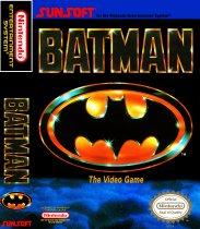 Batman (Nintendo NES (NSF))