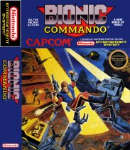 Bionic Commando (Nintendo NES (NSF))