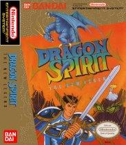 Dragon Spirit - The New Legend (Nintendo NES (NSF))