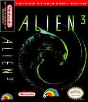 Alien 3 (Nintendo NES (NSF))