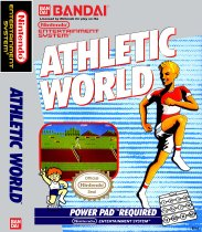 Athletic World (Nintendo NES (NSF))