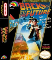 Back to the Future (Nintendo NES (NSF))