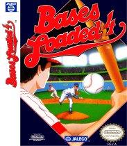 Bases Loaded 4 (Nintendo NES (NSF))