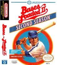 Bases Loaded 2 - Second Season (Nintendo NES (NSF))