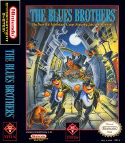 Blues Brothers, The (Nintendo NES (NSF))