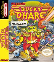 Bucky O'Hare (Nintendo NES (NSF))