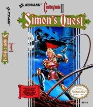 Castlevania 2 - Simon's Quest (Nintendo NES (NSF))