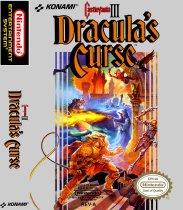 Castlevania 3 - Dracula's Curse (Nintendo NES (NSF))