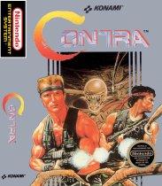 Contra (Nintendo NES (NSF))