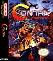 Contra Force (Nintendo NES (NSF))