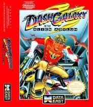 Dash Galaxy in the Alien Asylum (Nintendo NES (NSF))