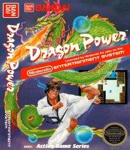 Dragon Power (Nintendo NES (NSF))