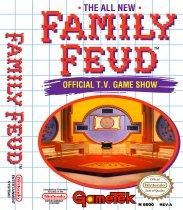 Family Feud (Nintendo NES (NSF))