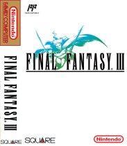 Final Fantasy III (Nintendo NES (NSF))