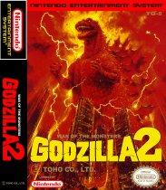 Godzilla 2 - War of the Monsters (Nintendo NES (NSF))