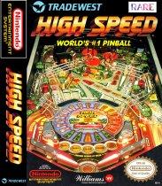 High Speed (Nintendo NES (NSF))