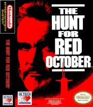 Hunt for Red October, The (Nintendo NES (NSF))
