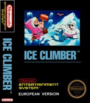 Ice Climber (Nintendo NES (NSF))