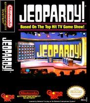 Jeopardy! (Nintendo NES (NSF))