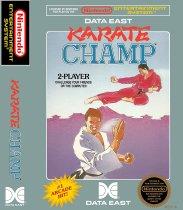 Karate Champ (Nintendo NES (NSF))
