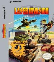 Laser Invasion (Nintendo NES (NSF))