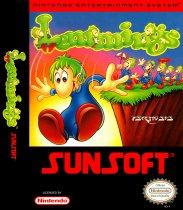 Lemmings (Nintendo NES (NSF))