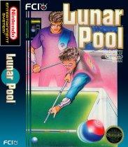 Lunar Pool (Nintendo NES (NSF))