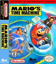 Mario's Time Machine (Nintendo NES (NSF))