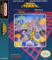 Mega Man (Nintendo NES (NSF))