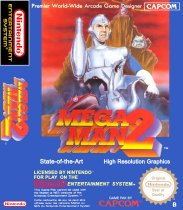 Mega Man 2 (Nintendo NES (NSF))