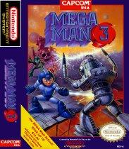 Mega Man 3 (Nintendo NES (NSF))