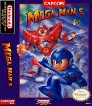 Mega Man 5 (Nintendo NES (NSF))