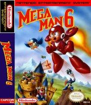 Mega Man 6 (Nintendo NES (NSF))