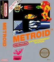 Metroid (Nintendo NES (NSF))