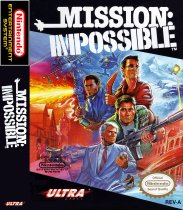 Mission - Impossible (Nintendo NES (NSF))