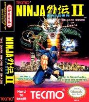 Ninja Gaiden II - The Dark Sword of Chaos (Nintendo NES (NSF))
