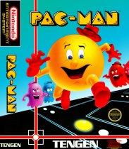 Pac-Man (Nintendo NES (NSF))