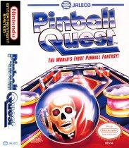 Pinball Quest (Nintendo NES (NSF))
