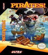 Pirates! (Nintendo NES (NSF))