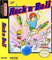 Rock 'n' Ball (Nintendo NES (NSF))