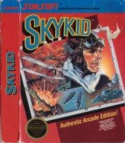 Sky Kid (Nintendo NES (NSF))