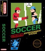 Soccer (Nintendo NES (NSF))