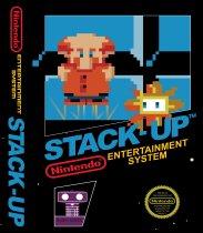 Stack-Up (Nintendo NES (NSF))