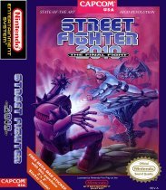Street Fighter 2010 - Final Fight (Nintendo NES (NSF))