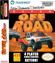 Ivan ''Ironman'' Stewart's Super Off Road (Nintendo NES (NSF))